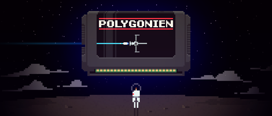 Polygonien – Games, die keiner kennt. Indie, Art & Nerd-Gedöns