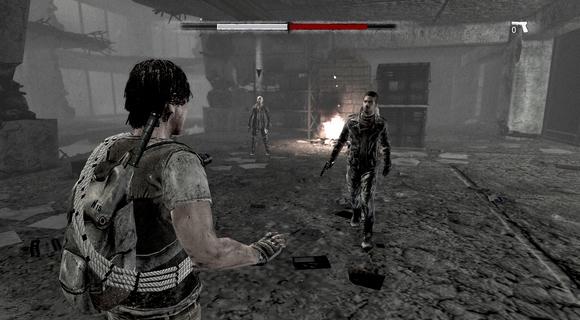 screenshot I Am Alive bandits