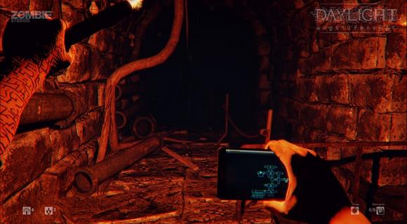 daylight screenshot zombie studios fackel