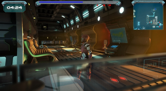 project temporality screenshot defrost games 4