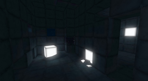 qbeh-1 the atlas cube indie puzzler screenshot lights
