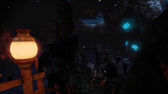a story about my uncle indie platformer adventure screenshot village 2