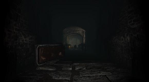 coma mortuary indie pc screenshots corridor