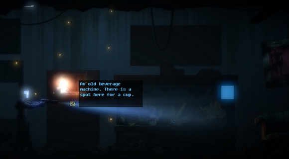 the fall episode 1 indie pc wii u screenshot aquarium