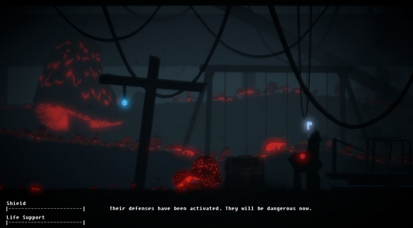 the fall episode 1 indie pc wii u screenshot playground mushroom