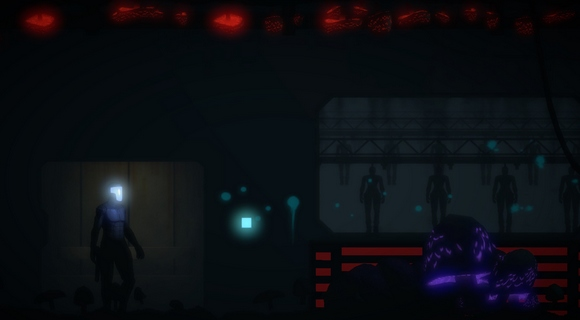 the fall episode 1 indie pc wii u screenshot purple mushroom