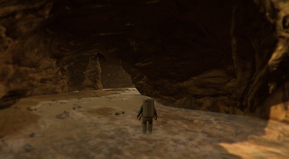 lifeless planet indie pc screenshot wasserhöhle
