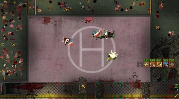 screenshot pixel puzzles undeadz decaying logic kiss