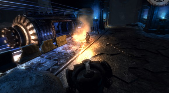 screenshot necrovision the farm 51 shooter mech