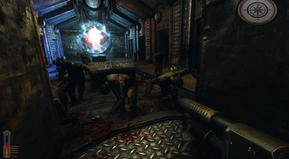 screenshot necrovision the farm 51 shooter zombies