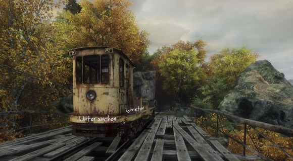 screenshot the vanishing of ethan carter indie the astronauts lok untersuchen