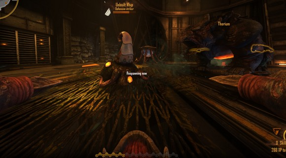 screenshot ns2 combat lerk gorge