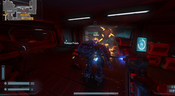 screenshot ns2 combat marine hive rush