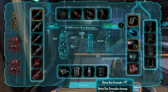 screenshot ns2 combat marine skills