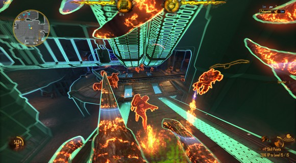 screenshot ns2 combat onos flammenwerfer