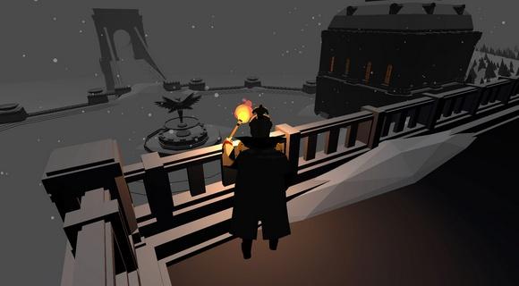 screenshot malbolgia indie Jochen Mistiaen balcony