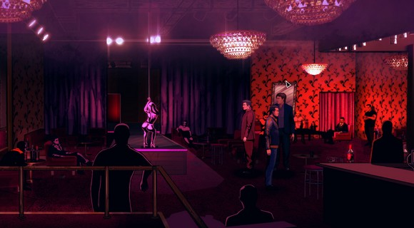 screenshot the detail episode 1 where the dead lie rival games stripclub