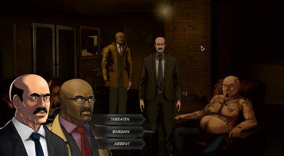 screenshot the detail episode 1 where the dead lie rival games threaten or bargain