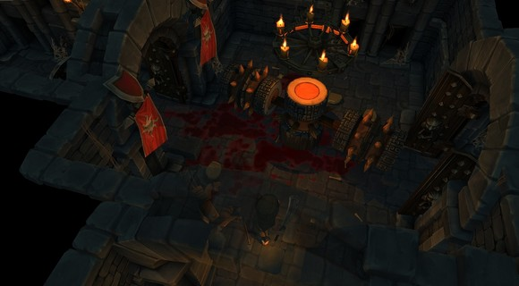 screenshot tinykeep phi games rogue-like todesrad