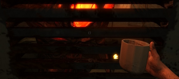 screenshot monstrum indie team junkfish horror coffee cup