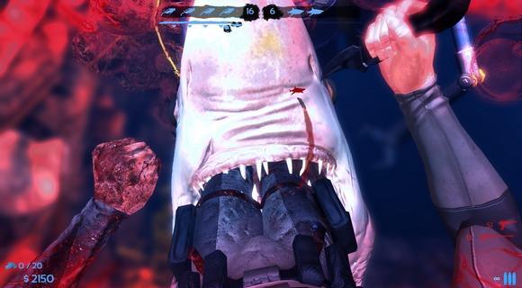 depth screenshot hai gegen messer