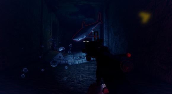 depth screenshot ruinen hai netz