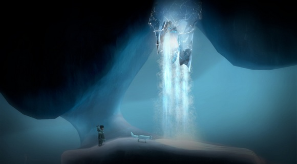 screenshot never alone upper one games eishöhle