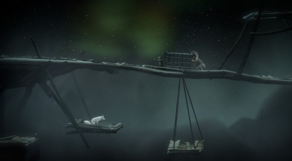 screenshot never alone upper one games plattform schieben