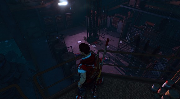 screenshot escape dead island panorama untergrund