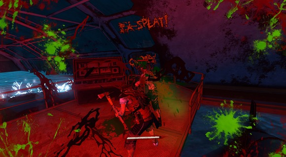 screenshot escape dead island splatter