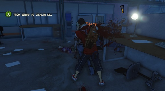 screenshot escape dead island stealth kill