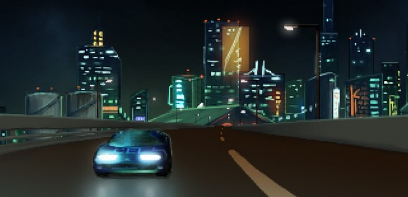 screenshot technobabylon wadjeteye technocrat adventure driving