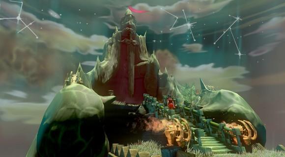 screenshot toren swordtales stairs to altar