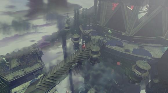 screenshot toren swordtales stairs to monk