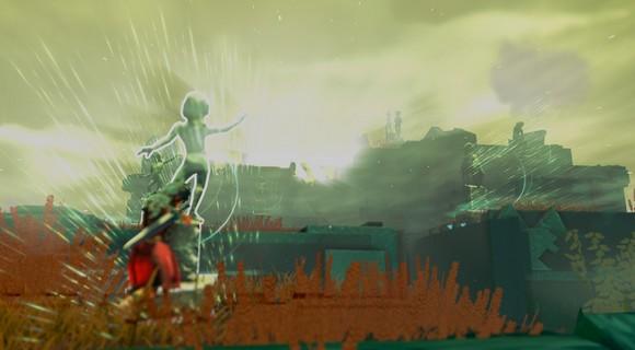 screenshot toren swordtales statue wind