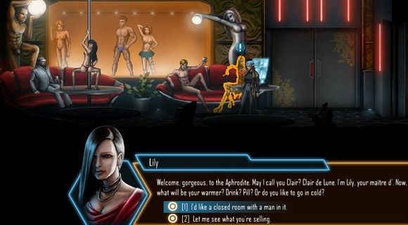 dex dreadlocks screenshot aphrodite