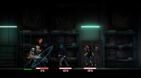 dex dreadlocks screenshot group fight