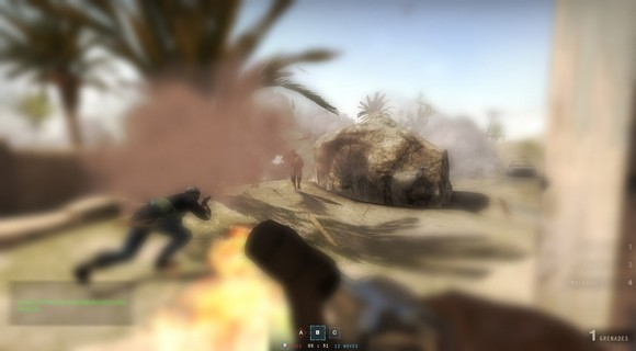 insurgency shooter screenshot molotov