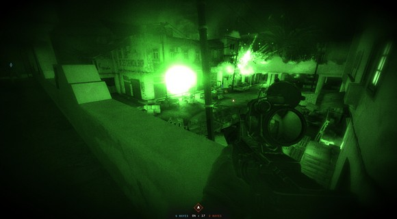 insurgency shooter screenshot nightvision