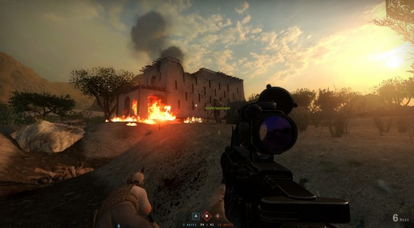 insurgency shooter screenshot panj fire