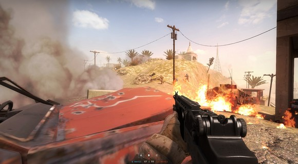 insurgency shooter screenshot sinjar hill