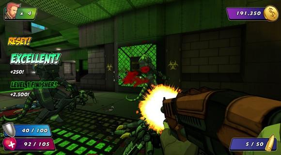 screenshot wrack final boss shotgun