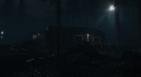 screenshot stairs greylight campsite
