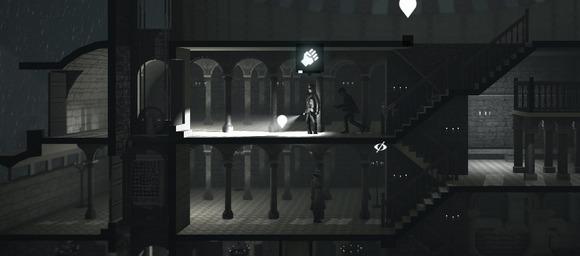 screenshot calvino noir anschleichen