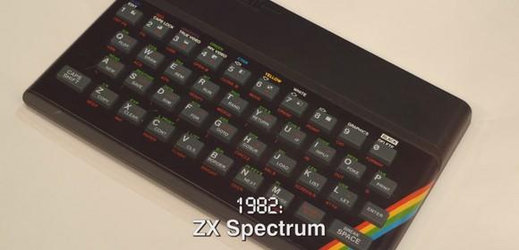 picture sinclair zx specturm 1982