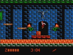 probe bram stoker dracula nes screenshot