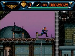 probe judge dredd mega drive screenshot