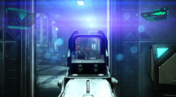 screenshot et armies raspina ironsights