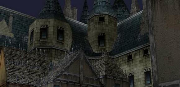 verlorene welten castlevania resurrection screenshot castle