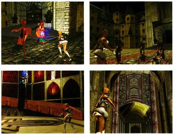 verlorene welten castlevania resurrection screenshot magazine
